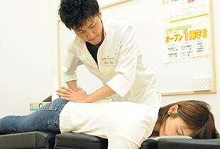腰痛の症状イメージ