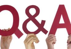 自在な Q&A